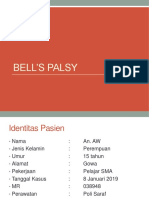 Bells Palsy CaSE REPORT