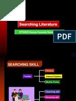 Evidence Based Medicine - Searching Literature for Nursing2