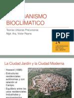 El Urbanismo Bioclimatico
