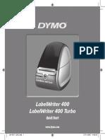 LW400 400Turbo QuickStart en-UK