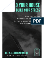 Build Your House - Don't Build Your Stress - E BOOK