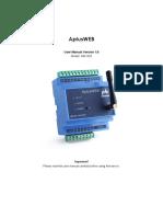 AplusWEB Manual v1.0