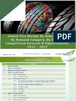 Global Tire Market 2023