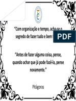 Frase Pitágoras