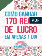 COMO GANHAR R$ 170,00 DE LUCRO EM APENAS 1 DIA.-1