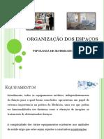 Apresentação Organização Dos Espaços