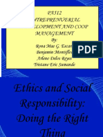 Maam Corvera Ethics