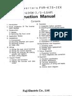 FVR_K7S Instruction Manual