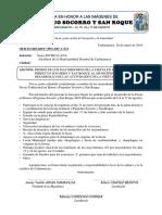 Mayordomos Perpetuo Socorro y San Roque 2019