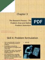 Research Problem Aliya Ahmad