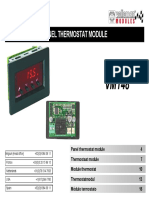 Digital Multimeter (DMM) Industrial With Data Logger True RMS