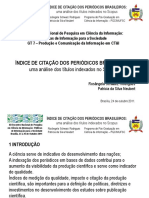Rodrigues; Neubert, 2011_Slide