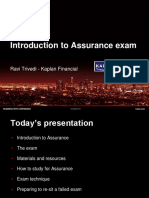 ICAEW CFAB ASR 2015 Introduction Slides