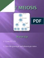 10.2 Meiosis