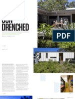 Sanctuary magazine issue 13 - Sun Drenched - Seal Rocks, NSW green home profile