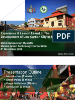 04 Development of Low Carbon City in MELAKA