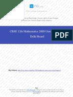 Mathematics 2010 Unsloved Paper Delhi Board.pdf