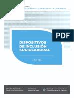 Dispositivos Inclusion Sociolaboral