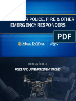 Drones for Police, Fire & Other Emergency