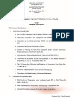 Bo2 Corpo Law Course Outline