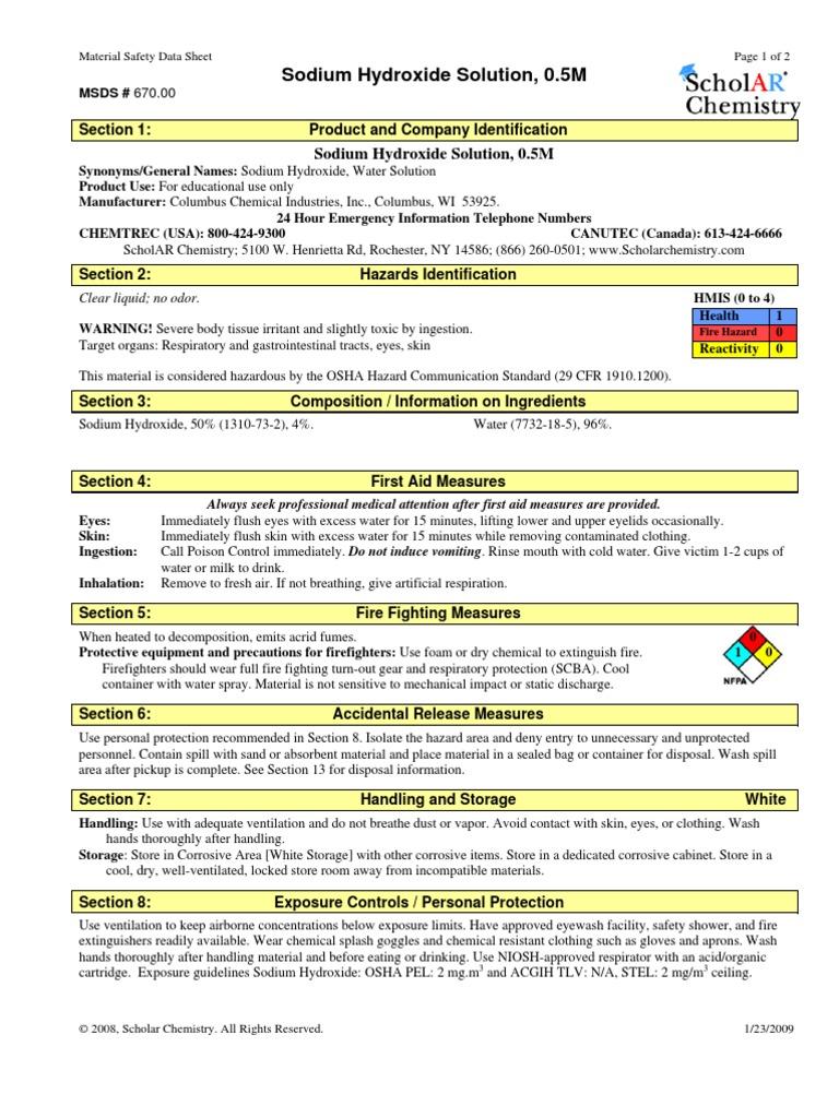 Ardrox 5503 msds pdf