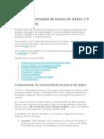 Tutorial de Conexão de Banco de Dados C#
