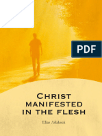 Christ Manifested in the Flesh - Elias Aslaksen