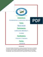 Introduccion Al Curriculo Dominicano Tarea 3