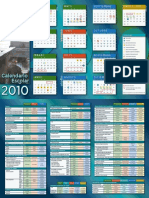 Calendario Escolar 2010 Corregido