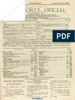 Monitorul Oficial Al României. Partea a 2-A, Nr. 072, 29 Martie 1930
