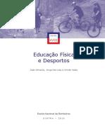 XVIII_educação Física e Desportos