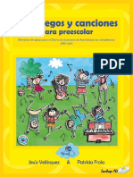 cancionero preescolar PDF