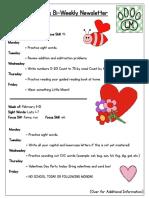 newsletter february 4-15