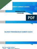 SUMBER SUMBER CAHAYA