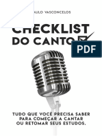 Checklist Do Canto - Saulo Vasconcelos - Web