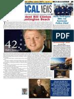 The Local News, January 15, 2019