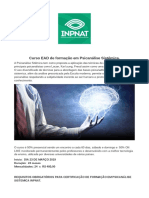 Curso Psicanalise