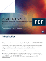 ISO IEC 17065 ACREDITACION