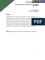 La cultura escolar y su incidencia en el abandono escolar en la institución educativa Julio Ernesto Andrade. Miguel Alejandro Gómez Rengifo I.E. La Luisa – Rovira (Tolima).