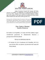 Resolucion 02-2014 CPJ