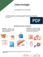 Endocrinología Unidad 1