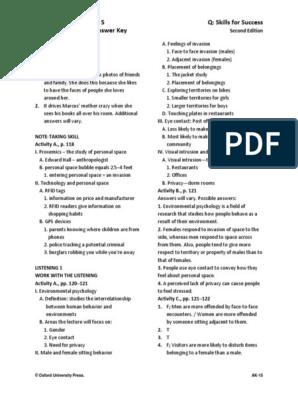 Q2e Ls5 U05 Answerkey Psychological Concepts Psychology