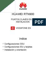269882324 Instalacion Huawei Rtn900 Vodafone Osp Es v2