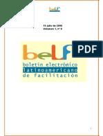 Boletin Latinoamericano de Facilitación