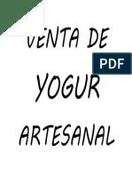 VENTA DE YOGUR ARTESANAL.odt