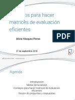 2.1 ANECA Presenta La Guía Para La Redacción y Evaluación de Los Resultados Del Aprendizaje