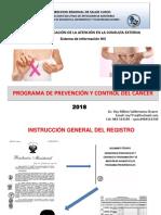 0 Prevencion Del Cancer 2018