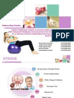 Terapi Pemberian Range of Motion (Rom)