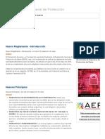 Tema14 RGPD - Reglamento General de Protección de Datos