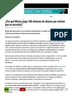 ¿Por Qué México Paga 100 Millones de Dólares Por Misiles Que No Necesita_ - RT